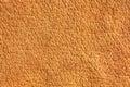 Brown chamois texture Royalty Free Stock Photos