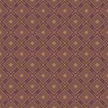 Brown colors plaid pattern korean traditional design series Stock Photo