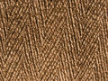 Brown fleecy fabric texture - thick woolen cloth Royalty Free Stock Image