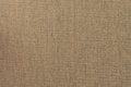 Brown Grunge Textile Canvas Background Royalty Free Stock Photo