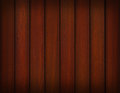 Brown hardwood floor d isolated Royalty Free Stock Photos