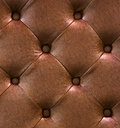 Brown leather texture as background photo of classic abstract topview Royalty Free Stock Photo