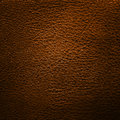 Brown leather texture or background close up Stock Photo