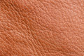 Brown leather texture up close see my other works in portfolio Royalty Free Stock Photos