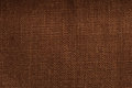 Brown linen texture closeup backdrop design Stock Photo