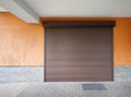 Brown louver Stock Photography