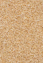Brown minute rice instant close up Royalty Free Stock Photo
