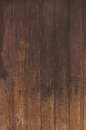 Brown natural wood wall texture and background seamless Royalty Free Stock Photo