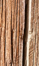 Brown old wood wall background Royalty Free Stock Image