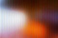 Brown orange white abstract with light lines blurred background