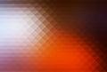 Brown Orange White Rows Of Tri...