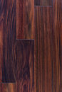 Brown parquet Stock Photography