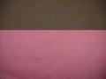 Brown And Pink Polka Dot Backg...