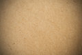 Brown recycled paper texture Royalty Free Stock Photo
