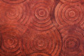 Brown red stone wall background texture Stock Image