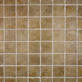 Brown rustic tile background textured tiled Stock Images