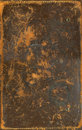 Brown scratched leather Royalty Free Stock Images