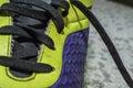 Sports Silk Shoelace