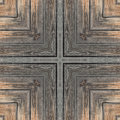 Brown square wood desk seamless background Royalty Free Stock Photo