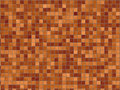 Brown tile background Stock Images