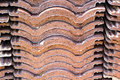 Brown Tiles Background - For T...