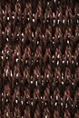 Brown wicker basket texture. Traditional handcraft weave. Wicker repeating texture. Bamboo pattern Royalty Free Stock Photo