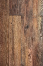 Brown wood texture in closeup Stock Image
