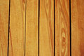 Brown wooden wall Royalty Free Stock Image