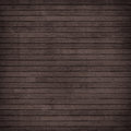 Brown wooden wall, planks, table, floor surface. Dark wood texture. Royalty Free Stock Photo