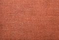 Brown woven cloth texture background Stock Images