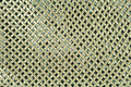 Brown woven leather Royalty Free Stock Photo