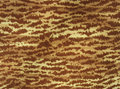 Brown and yellow multicolored fabric background Royalty Free Stock Photos