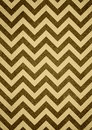 Brown yellow retro chevron zigzag pattern background groovy stylish vintage backdrop for website graphic art design page Stock Photo