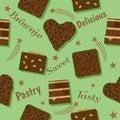 Brownie celebration design