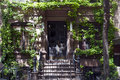 Brownstone di New York Immagine Stock