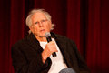 Bruce dern after sag nebraska screening in manhattan during q a Royalty Free Stock Photos