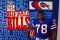 Bruce smith buffalo bills Obraz Stock