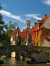 Bruges 10 Royalty Free Stock Photos