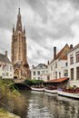 Bruges Stock Photo