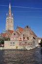 Bruges, Belgium. Flemish Old A...