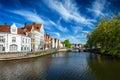 Bruges Brugge, Belgium Royalty Free Stock Photo