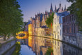 Bruges. Royalty Free Stock Photo