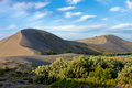Bruneau Dunes State Park. Royalty Free Stock Photo