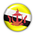 Brunei Flag Stock Photography
