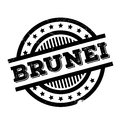 Brunei rubber stamp