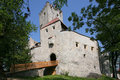 Brunico Castle. Brunico in South Tyrol External Stock Photos