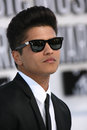 Bruno Mars Royalty Free Stock Image