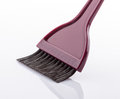 Brush for painting on white background Royalty Free Stock Images