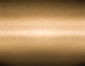 Brushed high quality copper or bronze texture