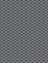 Brushed metal aluminum, flake texture  seamless. Vector illustra Royalty Free Stock Photo